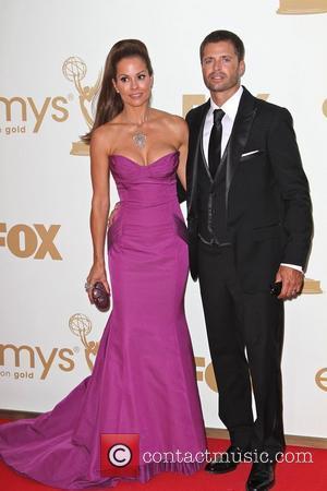 David Charvet, Brooke Burke, Emmy Awards