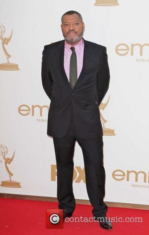 Laurence Fishburne The 63rd Primetime Emmy Awards held at the Nokia Theater LA LIVE - Arrivals Los Angeles, California -...