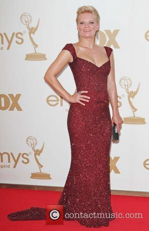 Martha Plimpton The 63rd Primetime Emmy Awards held at the Nokia Theater LA LIVE - Arrivals Los Angeles, California -...