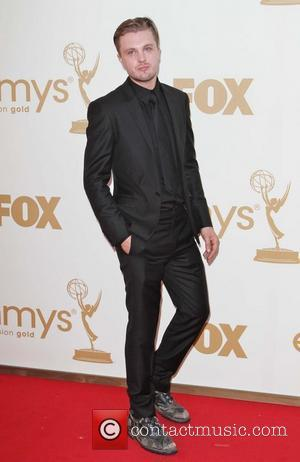 Michael Pitt  The 63rd Primetime Emmy Awards held at the Nokia Theater LA LIVE - Arrivals Los Angeles, California...