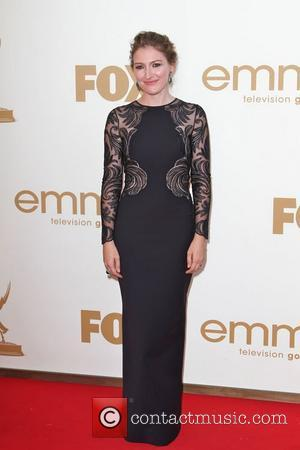 Kelly MacDonald  The 63rd Primetime Emmy Awards, held at Nokia Theatre L.A. LIVE - Arrivals Los Angeles, California -...