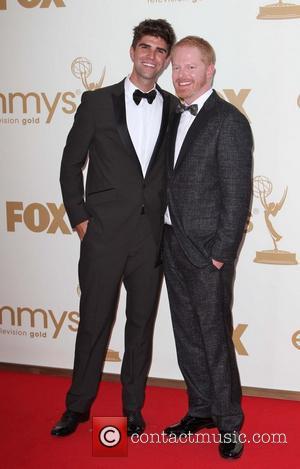 Jesse Tyler Ferguson, Jimmy Fallon and Emmy Awards