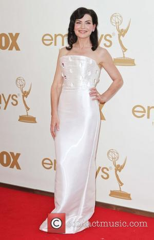 Julianna Margulies Worst Dressed At Emmys?