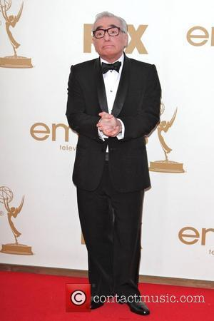 Martin Scorsese  The 63rd Primetime Emmy Awards held at the Nokia Theater - Arrivals Los Angeles, California - 18.09.11