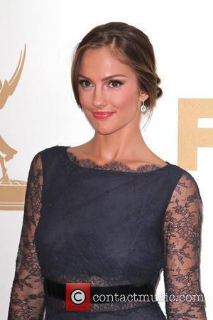 Minka Kelly and Emmy Awards