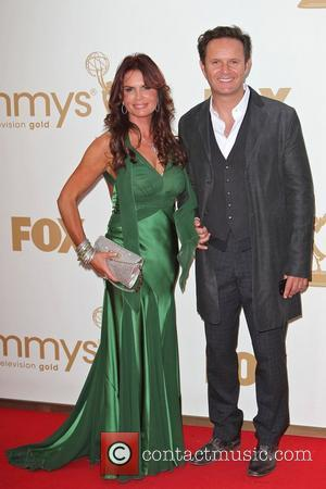 Roma Downey and Emmy Awards