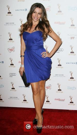 Sofia Vergara and Emmy Awards