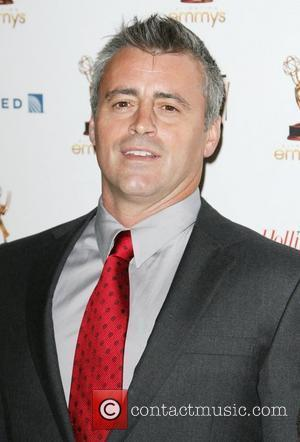 Matt Le Blanc and Emmy Awards