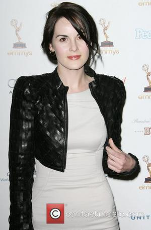 Michelle Dockery and Emmy Awards