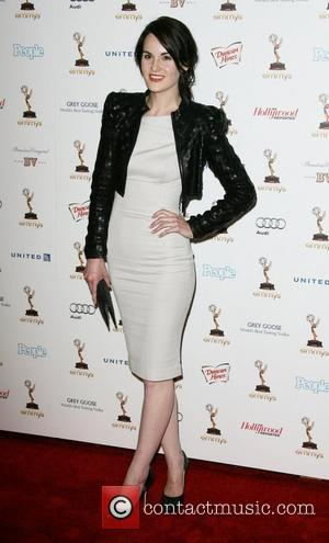 Michelle Dockery 63rd Annual Primetime Emmy Awards Cocktail Reception Honoring Nominees for Outstanding Performances held at Spectra by Wolfgang Puck...