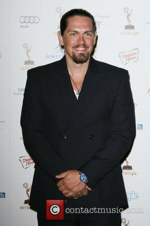 Steve Howey 63rd Annual Primetime Emmy Awards Cocktail Reception Honoring Nominees for Outstanding Performances held at Spectra by Wolfgang Puck...