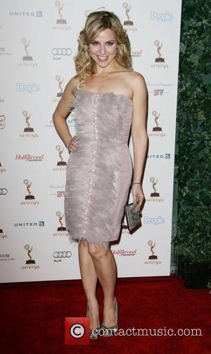 Cara Buono and Emmy Awards