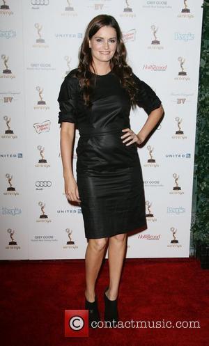 Jamie Anne Allman and Emmy Awards