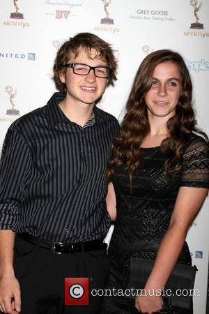 Angus T. Jones Gets Vote of Confidence from Best Friend/Girlfriend
