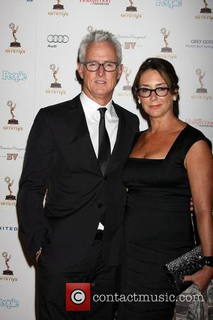 John Slattery 63rd Annual Primetime Emmy Awards Cocktail Reception Honoring Nominees for Outstanding Performances held at Spectra by Wolfgang Puck...
