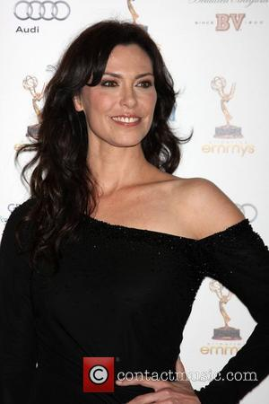 Michelle Forbes 63rd Annual Primetime Emmy Awards Cocktail Reception Honoring Nominees for Outstanding Performances held at Spectra by Wolfgang Puck...