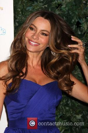 Sofia Vergara 63rd Annual Primetime Emmy Awards Cocktail Reception Honoring Nominees for Outstanding Performances held at Spectra by Wolfgang Puck...