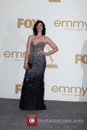 Jessica Pare and Emmy Awards