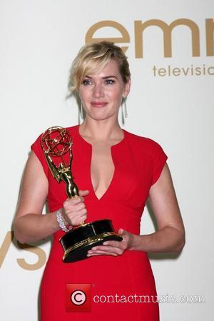 Kate Winslet The 63rd Primetime Emmy Awards held at the Nokia Theater LA LIVE - Press Room Los Angeles, California...