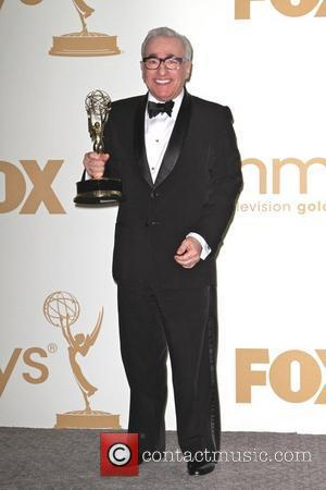 Martin Scorsese The 63rd Primetime Emmy Awards held at the Nokia Theater LA LIVE - Press Room Los Angeles, California...