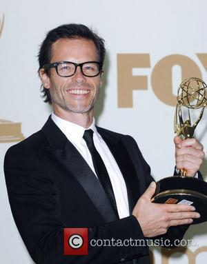 Guy Pearce  The 63rd Primetime Emmy Awards held at the Nokia Theater LA LIVE - Press Room Los Angeles,...