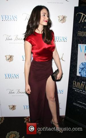Emmy Rossum Emmy Rossum hosts Vegas Magazine's February Issue Bash at The Bank at Bellagio Las Vegas, Nevada - 04.02.11