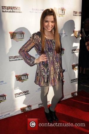 Jadin Gould 100 Starz Emmy Viewing Party & Gifting Suite at Infusion Lounge in Universal City Los Angeles, California -...