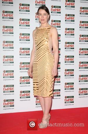 Olivia Williams The Empire Film Awards 2011 - Arrivals at Grosvenor House London, England - 27.03.11