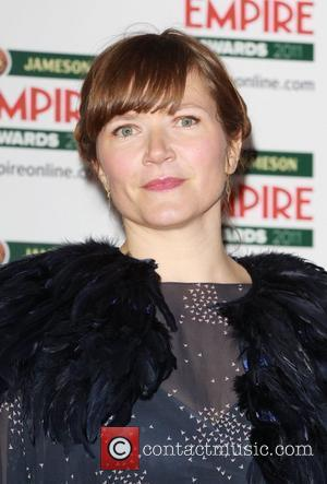 Jessica Hynes The Empire Film Awards 2011 - Arrivals at Grosvenor House London, England - 27.03.11