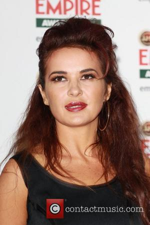 Kierston Wareing The Empire Film Awards 2011 - Arrivals at Grosvenor House London, England - 27.03.11