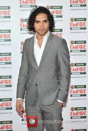 Reece Ritchie The Jameson Empire Awards held at the Grosvenor House - Arrivals. London, England - 27.03.11