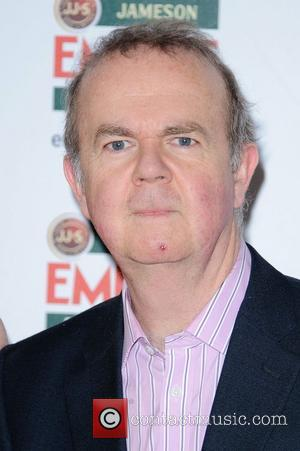 Ian Hislop The 2011 Jameson Empire film Awards held at Grosvenor House - Arrivals. London, England - 27.03.11