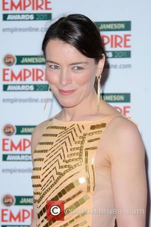 Olivia Williams The 2011 Jameson Empire film Awards held at Grosvenor House - Arrivals. London, England - 27.03.11