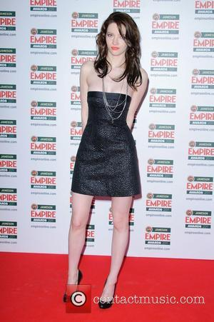 Talulah Riley The 2011 Jameson Empire film Awards held at Grosvenor House - Arrivals. London, England - 27.03.11
