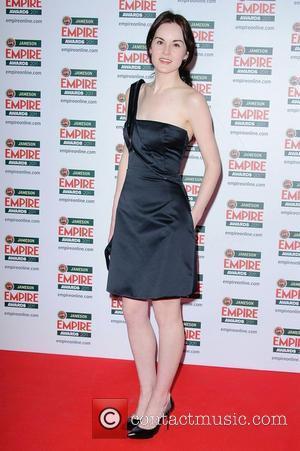 Michelle Dockery The 2011 Jameson Empire film Awards held at Grosvenor House - Arrivals. London, England - 27.03.11