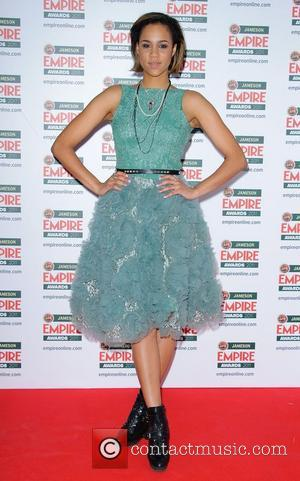 Zawe Ashton The 2011 Jameson Empire film Awards held at Grosvenor House - Arrivals. London, England - 27.03.11