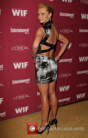 Jaime Pressly The 2011 Entertainment Weekly And Women In Film Pre-Emmy Party Sponsored By L'Oreal held at BOA Steakhouse West...