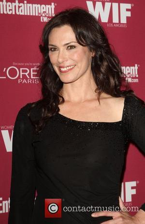 Michelle Forbes The 2011 Entertainment Weekly And Women In Film Pre-Emmy Party Sponsored By L'Oreal held at BOA Steakhouse West...