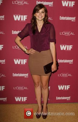 Aimee Teegarden The 2011 Entertainment Weekly And Women In Film Pre-Emmy Party Sponsored By L'Oreal held at BOA Steakhouse West...