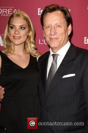 Ashley Madison and James Woods The 2011 Entertainment Weekly And Women In Film Pre-Emmy Party Sponsored By L'Oreal held at...