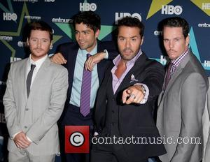 Kevin Connolly, Adrian Grenier, Jeremy Piven and Kevin Dillon