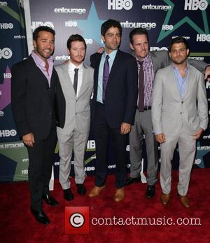 Jeremy Piven, Adrian Grenier, Jerry Ferrara, Kevin Connolly and Kevin Dillon