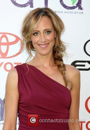Kim Raver  The 2011 Environmental Media Awards held at the Warner Brothers Studio - Arrivals Beverly Hills, California -...
