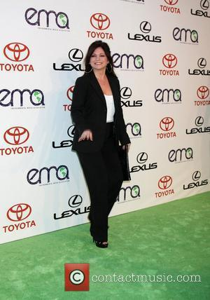 Valerie Bertinelli  The 2011 Environmental Media Awards held at the Warner Brothers Studio - Arrivals Beverly Hills, California -...