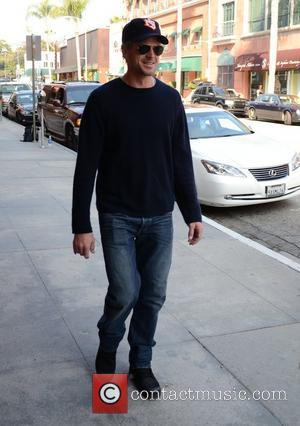 Eric Dane grabs a coffee in Beverly Hills Los Angeles, California - 14.11.11
