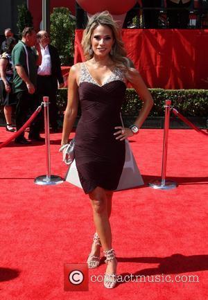 Bonnie-Jill Laflin The 2011 ESPY Awards held at the Nokia Theatre L.A. Live - Arrivals Live Los Angeles, California -...