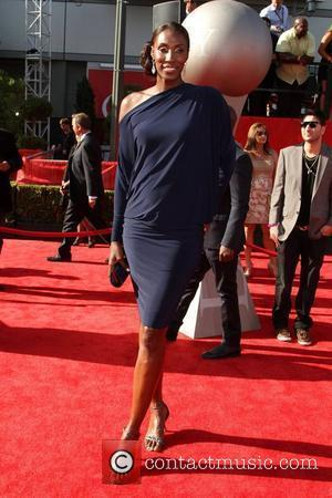 Lisa Leslie The 2011 ESPY Awards held at the Nokia Theatre L.A. Live - Arrivals Live Los Angeles, California -...