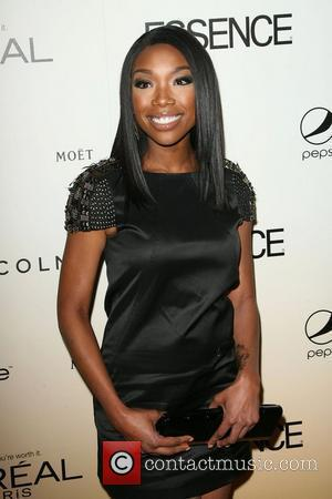Brandy Norwood 4th Annual ESSENCE Black Women In Hollywood Luncheon held at the Beverly Hills Hotel Beverly Hills, California -...