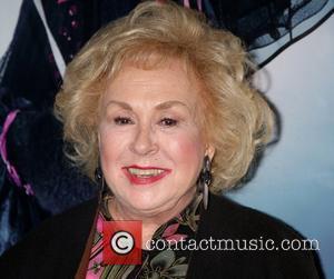 Doris Roberts at the opening of 'Ethel Merman's Broadway' at El Portal Theater Hollywood, California, USA - 17.02.11