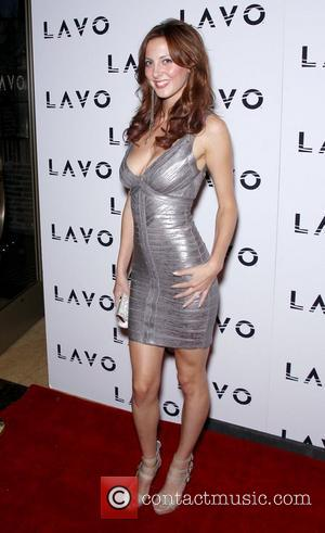 Eva Amurri  Eva Amurri celebrates her Bachelorette Party at Lavo Nightclub at The Palazzo Resort and Casino  Las...